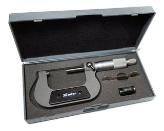 Micrometro Mecânico 25 - 50mm Mtx 0,01mm C/estojo Original