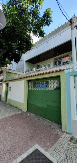 Belíssima Casa A Venda - Andaraí - Rio De Janeiro/rj - Ca0047