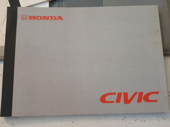 Manual Honda Civic 1999/2000