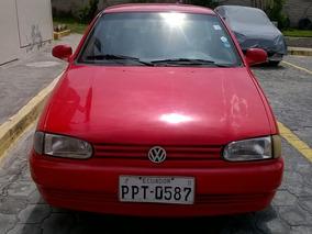 Volkswagen Gol 3p Año 95