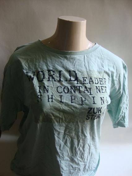 Camiseta Zukster Verde Claro