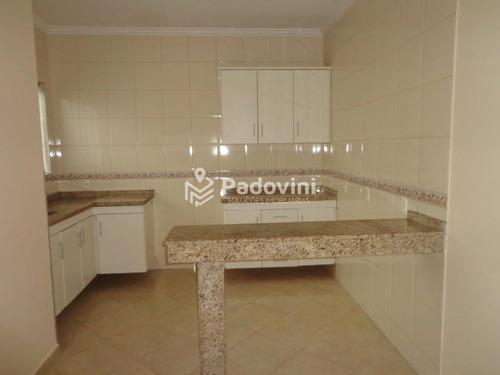 Sala Para Aluguel, 3 Quartos, Jardim Paulista - Bauru/sp - 501