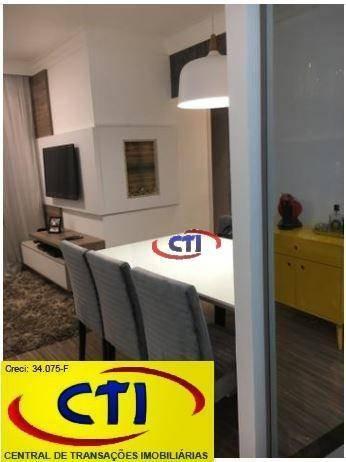 Imagem 1 de 12 de Apartamento Residencial À Venda, Centro, São Bernardo Do Campo. - Ap2394