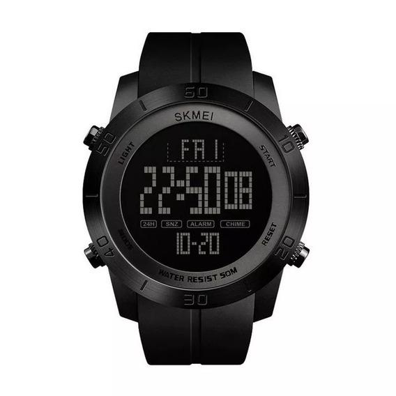 Relógio Skmei Digital Resistente Á Água 1353 Preto