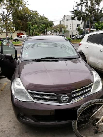 Nissan Tiida En Excelente Estado