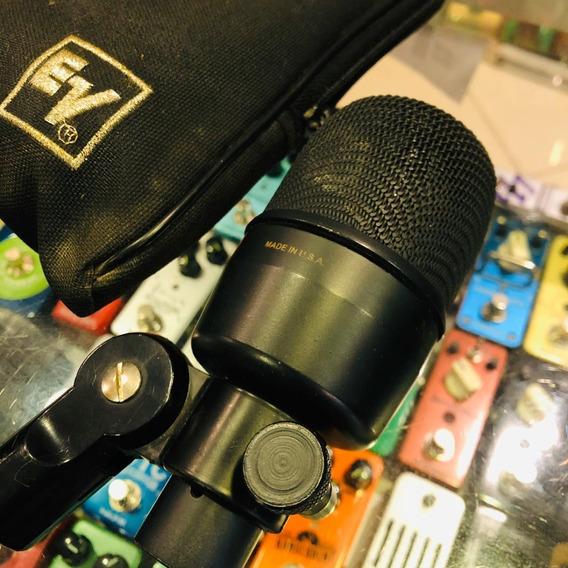 Microfone Electro Voice Nd68 Ótimo Estado!