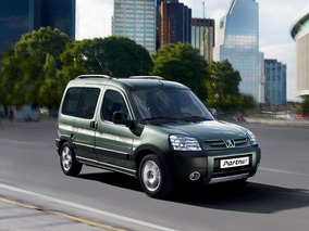 ** Cuotas Tasa 0 ** Peugeot Partner Patagonica 1.6l Vtc Plus