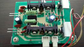 Placa Saida V Osciloscópio Minipa Mo 1221