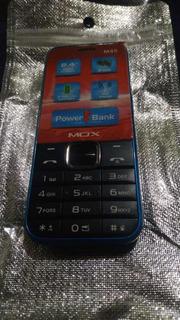 Celular Mox M45 Novo Sem Bateria Novo Com Nfe E Garantia
