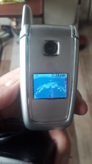 Celular Nokia: 6103 Clasico.