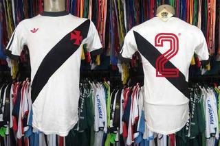 Vasco Da Gama 1979 Camisa Titular Tamanho G Número 2.