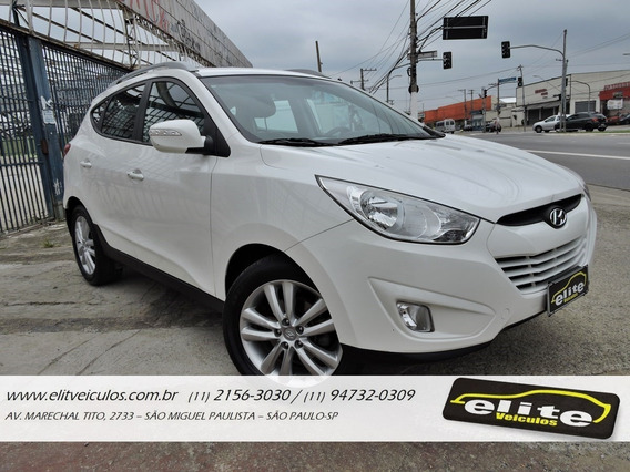 Hyundai Ix35 Automática Flex Completa 2.0 Financia E Troca