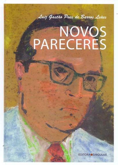 Novos Pareceres 01ed/18 - Novo - Lacrado