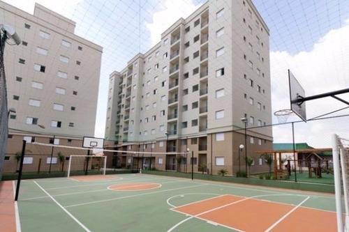Imagem 1 de 9 de Apartamento Para Venda, 2 Dormitórios, Loteamento City Jaragua - São Paulo - 460