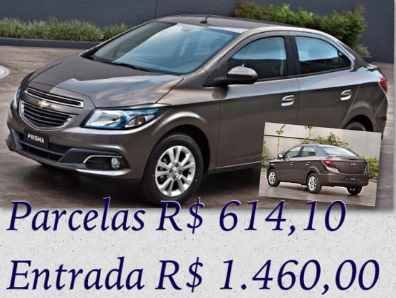 Chevrolet Prisma 1.4 Lt Aut. 4p 2019