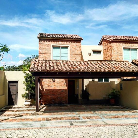 Town Houses En Alquiler Conj Res Villa Lago , Guataparo