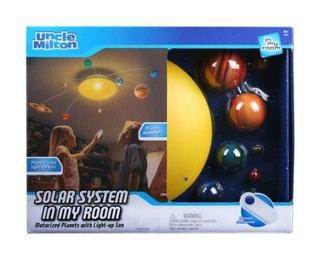 Sistema Solar En Mi Casa De Control Remoto De Habitación