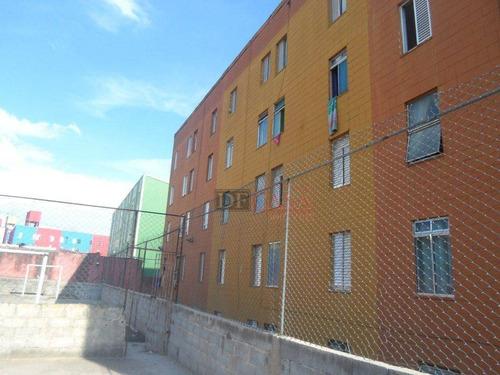 Imagem 1 de 16 de Apartamento À Venda, 45 M² Por R$ 90.000,00 - Cidade Tiradentes - São Paulo/sp - Ap5136