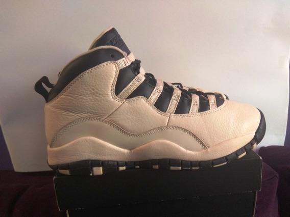 Air Jordan Retro 10 Heiress Reimagines 24cm