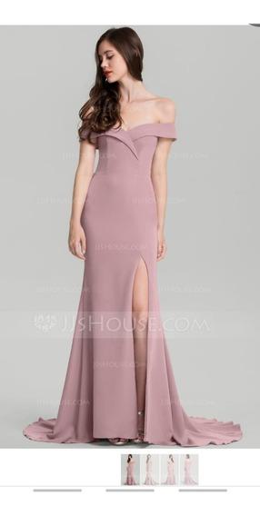 Vestidos De Noche Talla Xs-s Jj´s House Envio Gratis