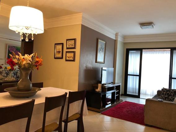 Apartamento À Venda, 3 Quartos, 2 Vagas, Praia Do Canto - Vitória/es - 818