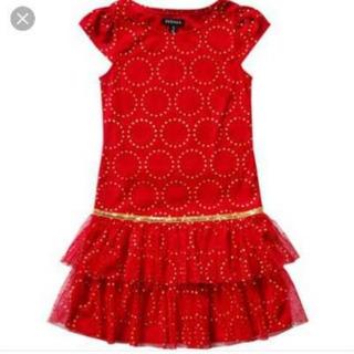 Vestido De Niña Importado Elegante Marca George Oferta!!