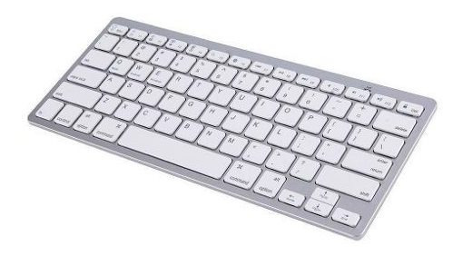 Teclado Sem Fio iPad iPhone iMac Macbook Celular Bluetooth