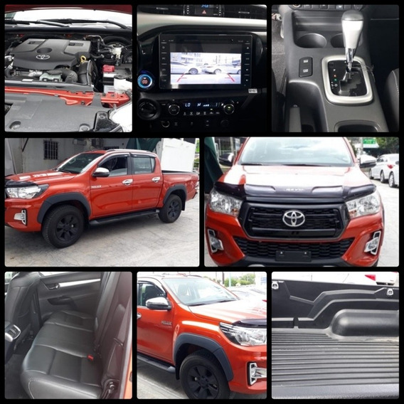Toyota Hilux Revo Oferta