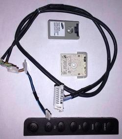 Placa Do Teclado, Wi-fi E Sensor Da Tv Samsung Un46d7000lg