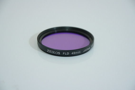 Filtro Zeikos Fld Fl-day Flday 49mm Japan Optics