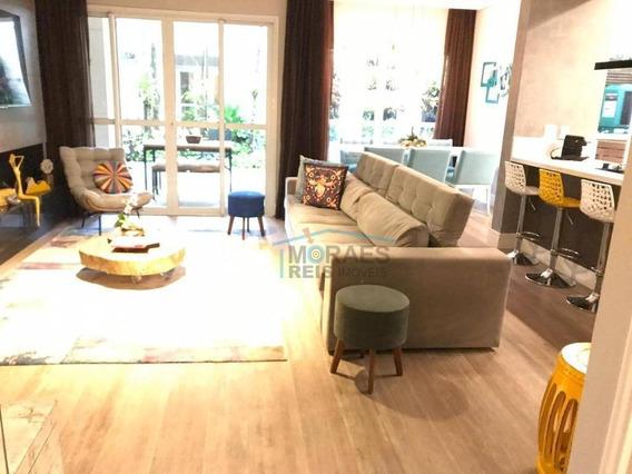 Casa Com 3 Dormitórios À Venda, 220 M² Por R$ 2.200.000 - Jardim Vitória Régia - São Paulo/sp - Ca0777