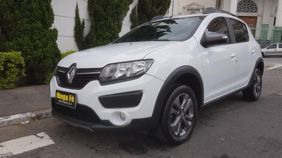Renault Sandero Stepway 1.6 8v Flex Manual Completo 2016