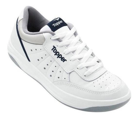 Zapatillas Topper X Forcer Blanco Gris