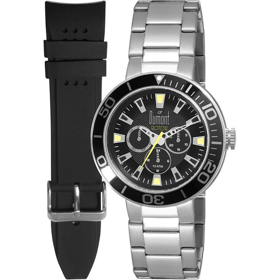Relógio Dumont Masculino Analógico Casual Du6p29abw/3p