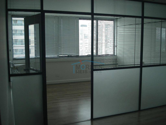Sala Comercial Para Venda E Locação, Brooklin Paulista, São Paulo. - Sa0187