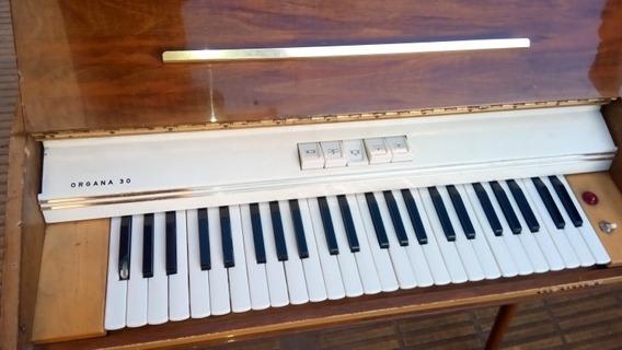 Acordeon A Piano Vintage Hohner Organo No Clavinet