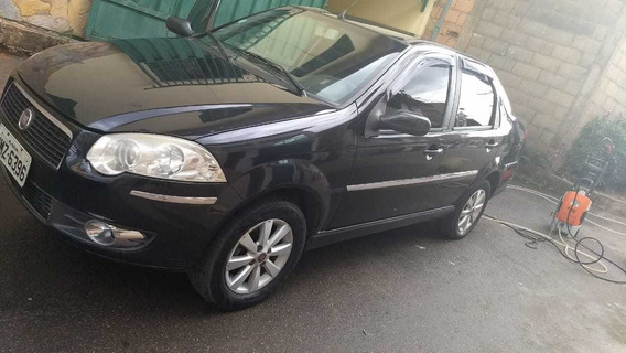 Fiat Siena 1.4 Attractive Flex 4p 2011