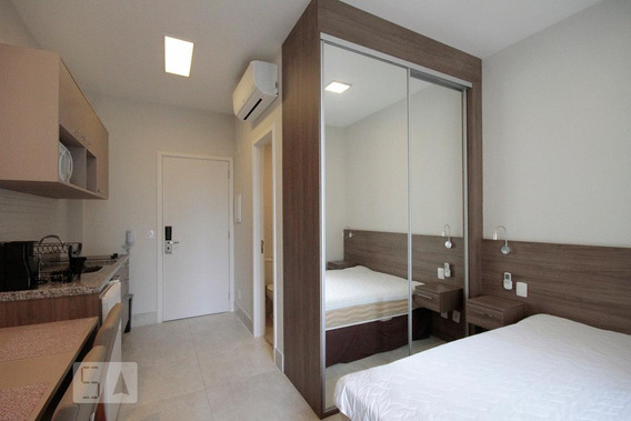 Apartamento Para Aluguel - Centro, 1 Quarto, 20 - 893114672
