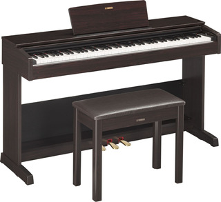 Yamaha Ydp-103 Piano Digital Clavinova Arius Y Banco 12 Msi