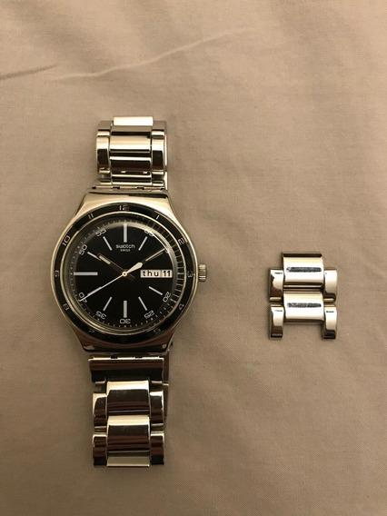 Relógio Swatch Irony Ygs749g Prata - 37mm (usado)