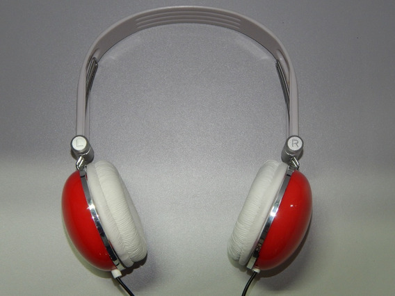 Fone Ouvido Gamer S/ Microfone Ahp-1909 Vermelho