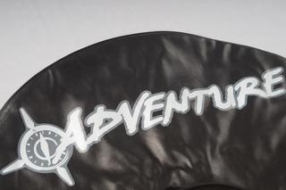 Cubre Rueda De Auxilio Fiat Nueva Idea Adventure 11/16
