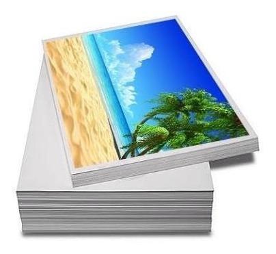 Papel Fotográfico A4 Gramátura 180 A Prova D