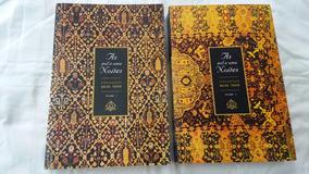 Livros As Mil E Uma Noites Box Com 2 Livros Vol.1 E Vol.2