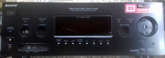 Painel Frontal Receiver Sony Str-dg910 (envio Gratis)