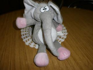 Muñeco Elefante Boys De 20 Cm Ver