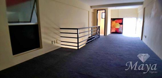 Sala Comercial 76 M² C/ Mezanino Na 103 Norte - Plaza Center - Sa0003