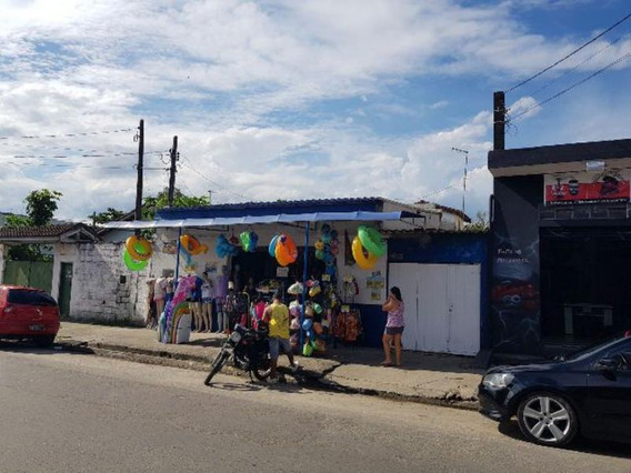 Excelente Comercio Com Moradia Em Itanhaém, Cod.3991