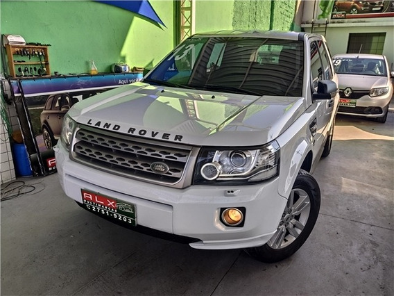 Land Rover Freelander 2 2.0 Se Si4 16v Gasolina 4p Automátic