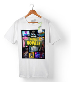 Playera Fortnite Collage